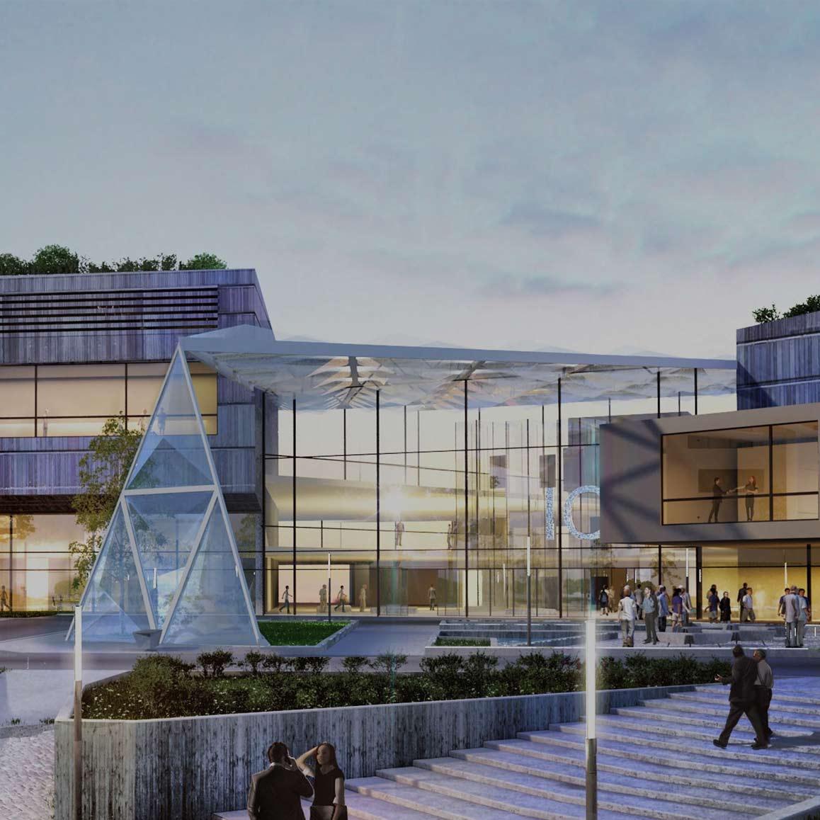 International Conference Centre